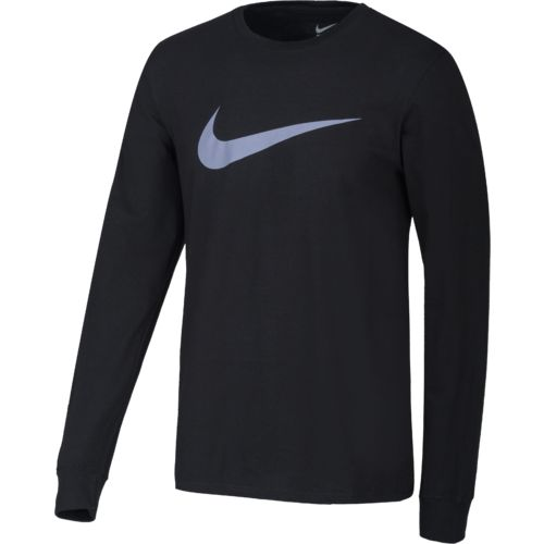 Nike Men's Icon Swoosh Long Sleeve T-shirt