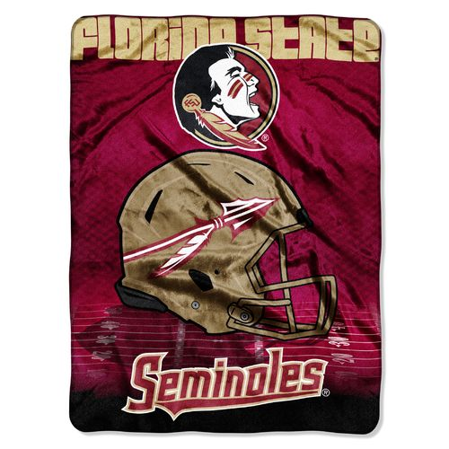 The Northwest Company Florida State University Overtime Micro Raschel Throw