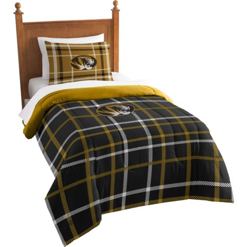 The Northwest Company University of Missouri Twin Comforter and Sham Set