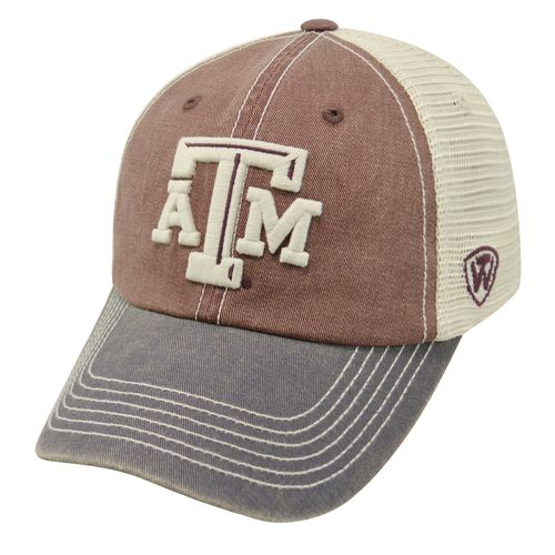 Top of the World Adults' Texas A&M University Offroad Cap