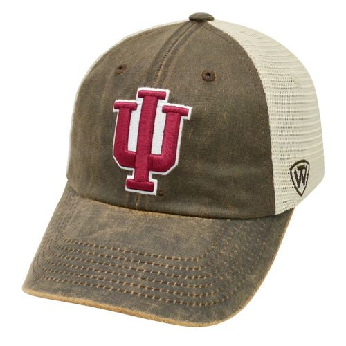 huge selection of 2017d b615d Top of the World Adults  Indiana University ScatMesh Cap