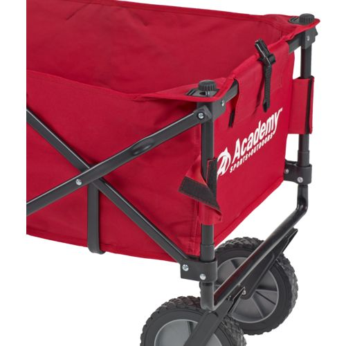Academy Sports + Outdoors Folding Sport Wagon with Removable Bed - view number 5
