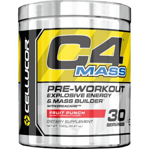 Cellucor C4 Mass Preworkout Supplement