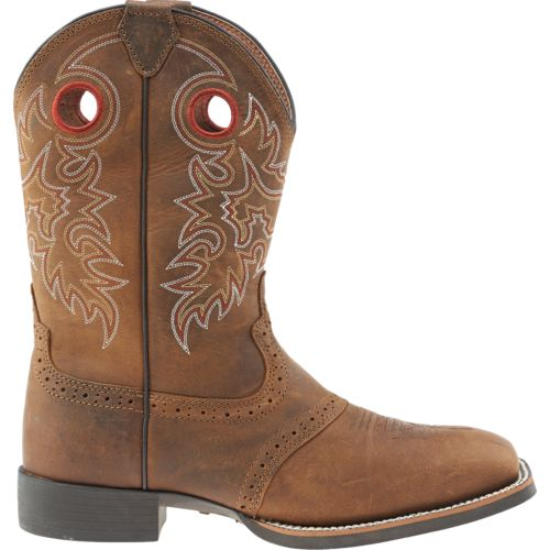 Display product reviews for Brazos Men's Amarillo Ropers