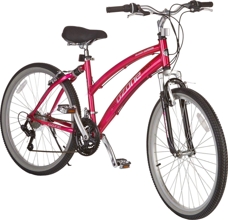 Comfort & Specialty Bikes