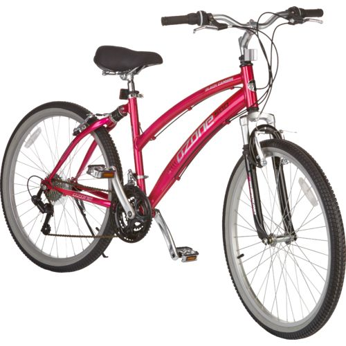 "Ozone 500® Women's Black Canyon 26"" 21-Speed Bicycle"
