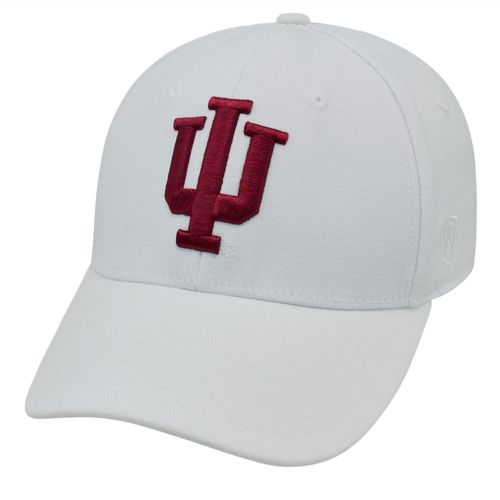 Top of the World Adults' Indiana University Premium Collection Memory Fit™ Cap