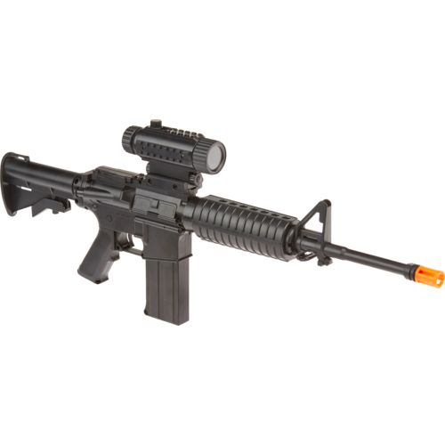 War Inc. M4B 6mm Caliber Electric Air Rifle