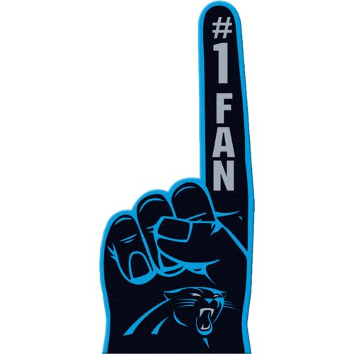 Rico Carolina Panthers Foam Finger