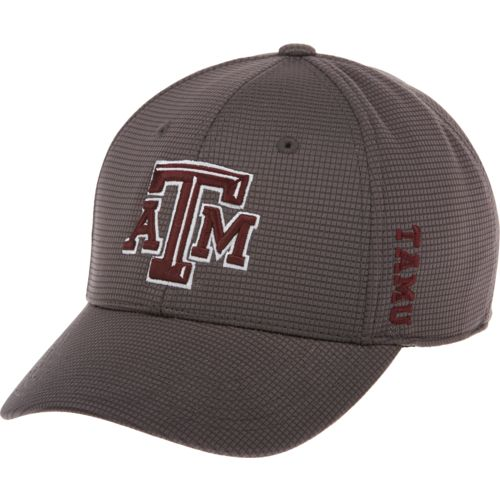 Top of the World Men's Texas A&M University Booster Plus Cap