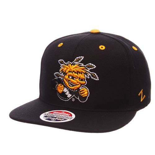 Zephyr Adults' Wichita State University Z11 Core Snapback Hat