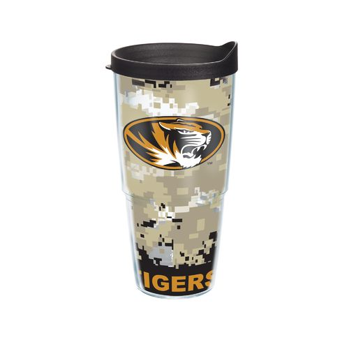 Tervis University of Missouri Digital Camo 24 oz. Tumbler with Lid