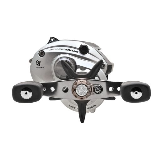Abu Garcia Silver Max Low-Profile Baitcast Reel Right-handed - view number 2