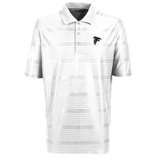 Antigua Men's Atlanta Falcons Illusion Polo Shirt