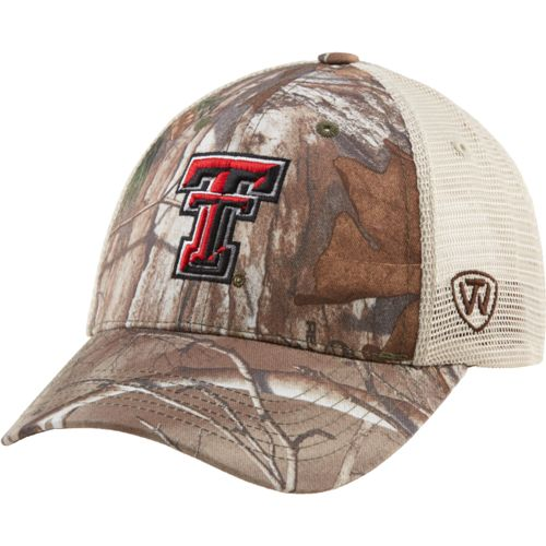 Top of the World Adults' Texas Tech University Prey Cap - view number 1