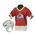 Franklin Kids' Colorado Avalanche Uniform Set - view number 1