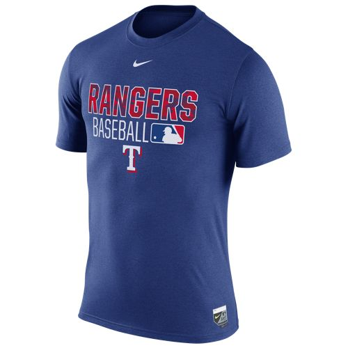 Nike™ Men's Texas Rangers Team Issue Performance T-shirt