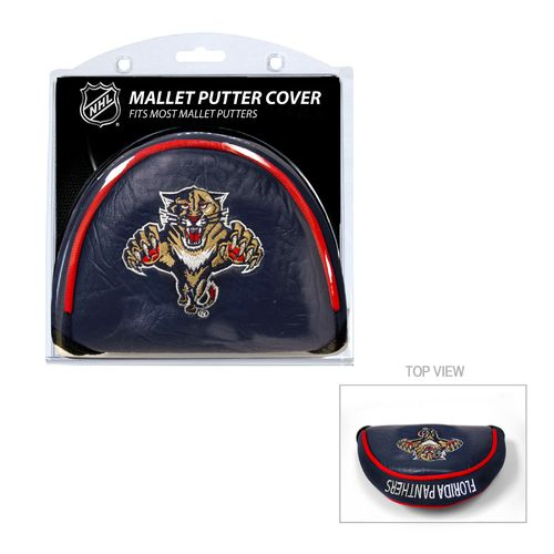 Team Golf Florida Panthers Mallet Putter Cover - view number 1