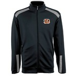 Antigua Men's Cincinnati Bengals Flight Jacket - view number 1