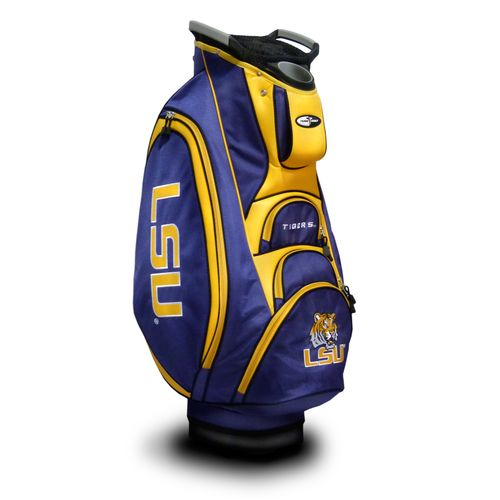 Team Golf Louisiana State University Victory Cart Golf Bag