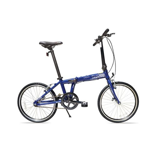 Allen Sports Adults' 17.75' Folding Bicycle