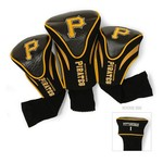 Team Golf Pittsburgh Pirates Contour Sock Head Covers 3-Pack - view number 1