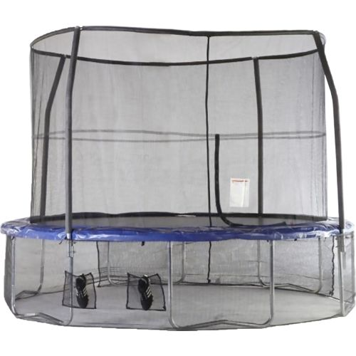 Jumpking Adjustable Mesh Skirt for 12' and 14' Trampolines with Shoe Pockets
