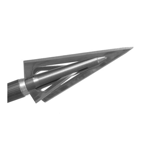 Muzzy Phantom 4-Blade Broadheads 3-Pack