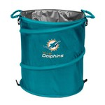 Logo Miami Dolphins Collapsible 3-in-1 Cooler/Hamper/Wastebasket