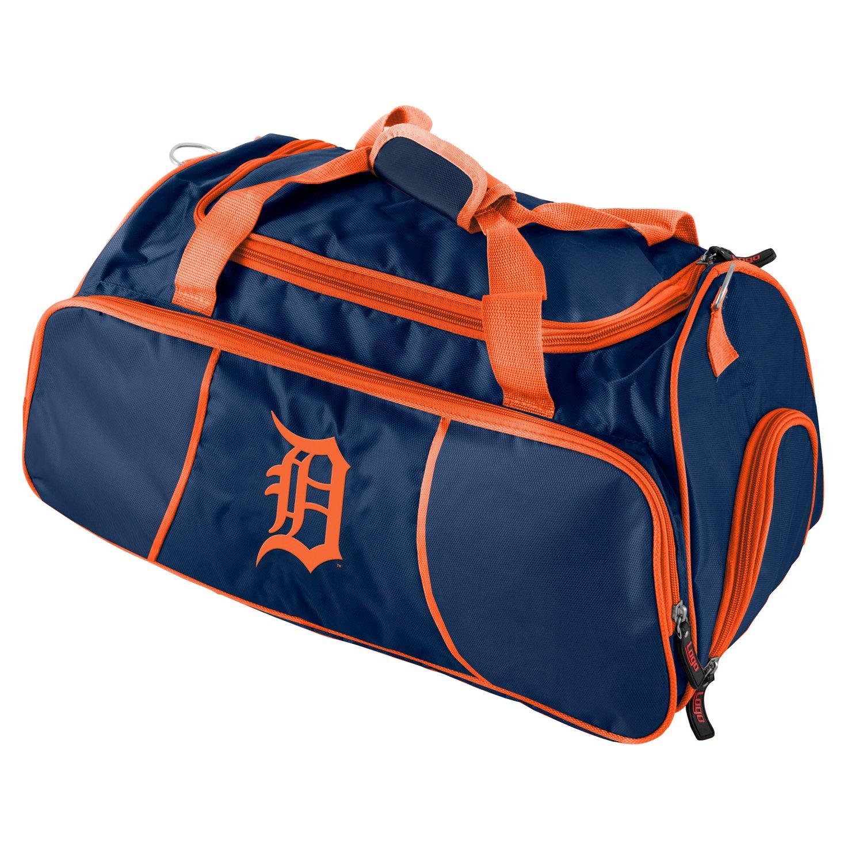 Logo™ Detroit Tigers Athletic Duffel Bag