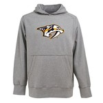 Antigua Men's Nashville Predators Signature Appliqué Pullover Hoodie