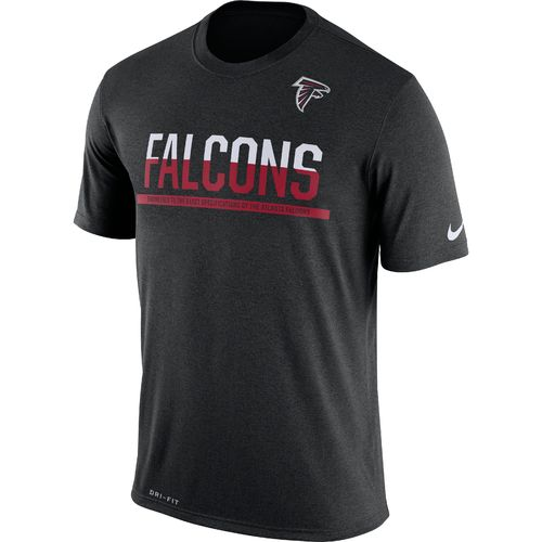 Nike Men's Atlanta Falcons Team Practice T-shirt
