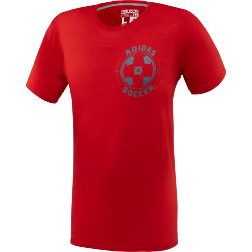 adidas™ Men's Soccer Badge T-shirt