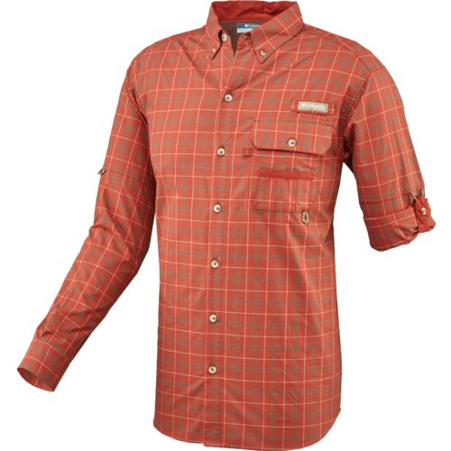 Display product reviews for Columbia Sportswear Men's Super Sharptail Long Sleeve Shirt