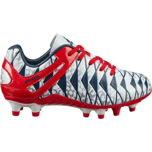 Display product reviews for Brava Soccer Boys' Raging Eagle II Cleats