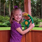 Backyard Discovery™ Playset High-Performance Style Steering Wheel - view number 2