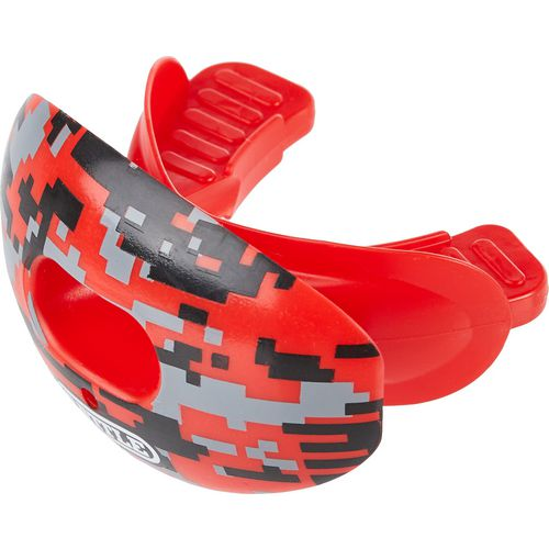 Digital Camo Red