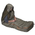 Slumberjack Borderland 20°F Long Dual-Zipper Sleeping Bag - view number 3