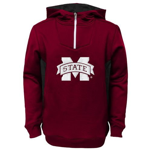 NCAA Kids' Mississippi State University Pullover Hoodie