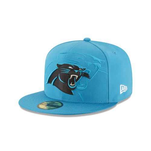 New Era Men's Carolina Panthers 59FIFTY Onfield Sideline Cap