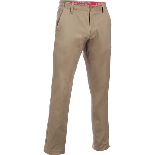Display product reviews for Under Armour Men's Performance Chino Tapered Leg Pant