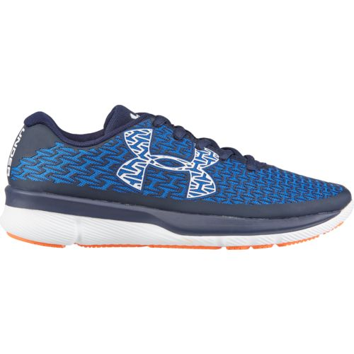 Under Armour Kids' BGS ClutchFit Rebel Speed Running Shoes