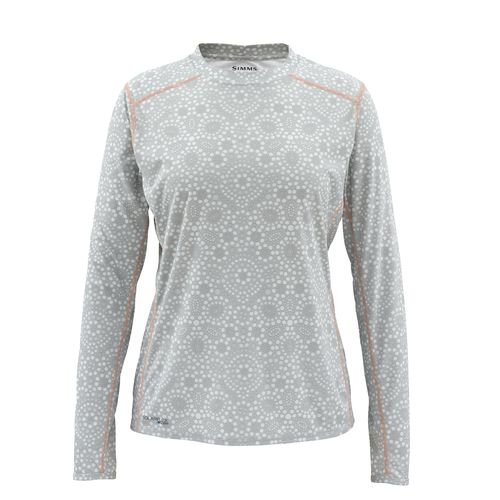 Simms® Women's SolarFlex™ Long Sleeve Crew Neck Shirt