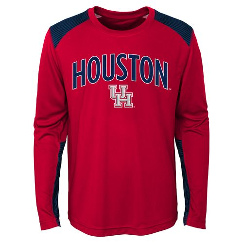 NCAA Boys' University of Houston Ellipse T-shirt