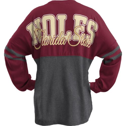 Three Squared Juniors' Florida State University Varsity Script