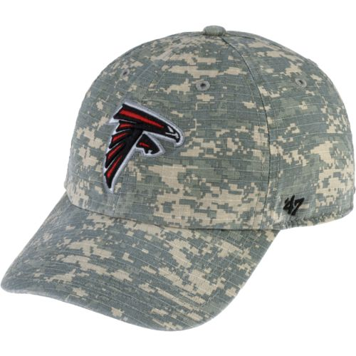 '47 Atlanta Falcons Officer Camo Cleanup Cap