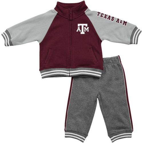 Colosseum Athletics™ Infants'/Toddlers' Texas A&M University Aviator Fleece Jacket