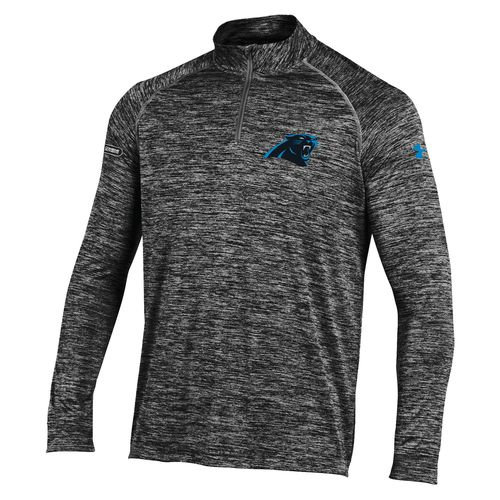 Under Armour™ NFL Combine Authentic Men's Carolina Panthers F16 Twist Tech 1/4 Zip Pullover