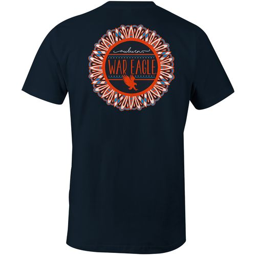 Image One Women's Auburn University Color Me Comfort Color T-shirt