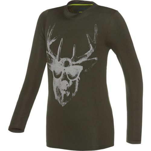 Magellan Outdoors Boys' Adventure Gear Long Sleeve T-shirt - view number 1